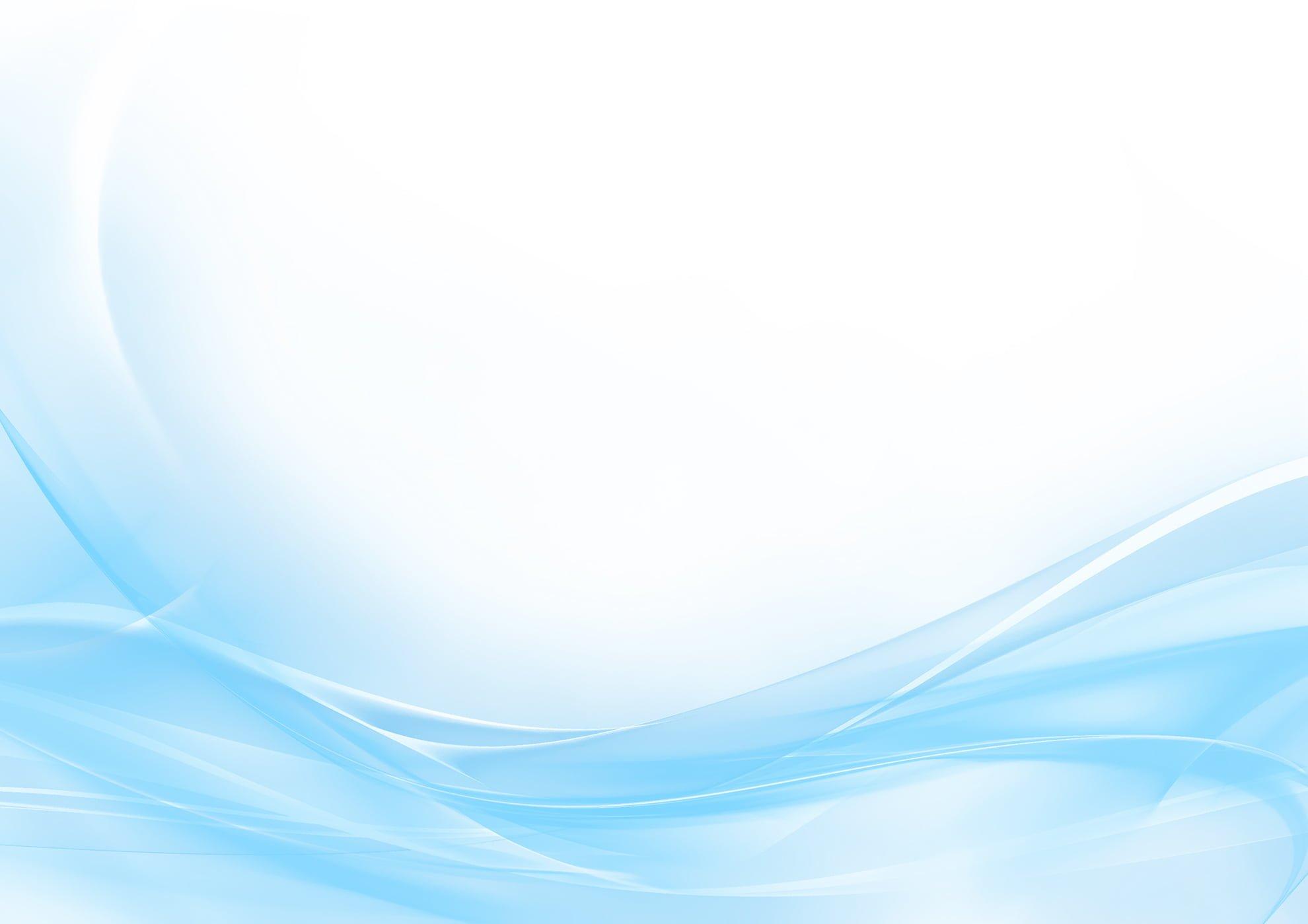 White blue background